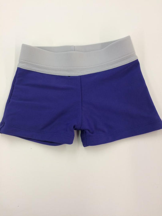 BOYS TODDLER SWIM TRUNK SAPPHIRE/STEEL