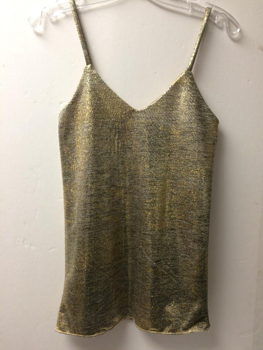 GOLD DUST SLIP TOP