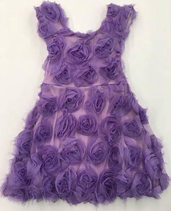 Lavender Rose Valentina Dress