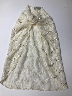 BONE LACE SEQUINS SARONG