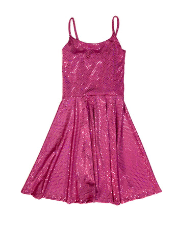 Pink Twinkle Sundress