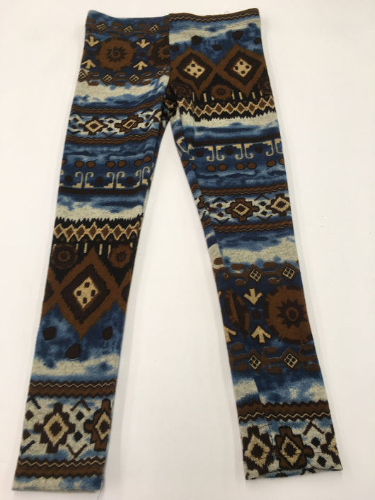 Denim Navajo Legging