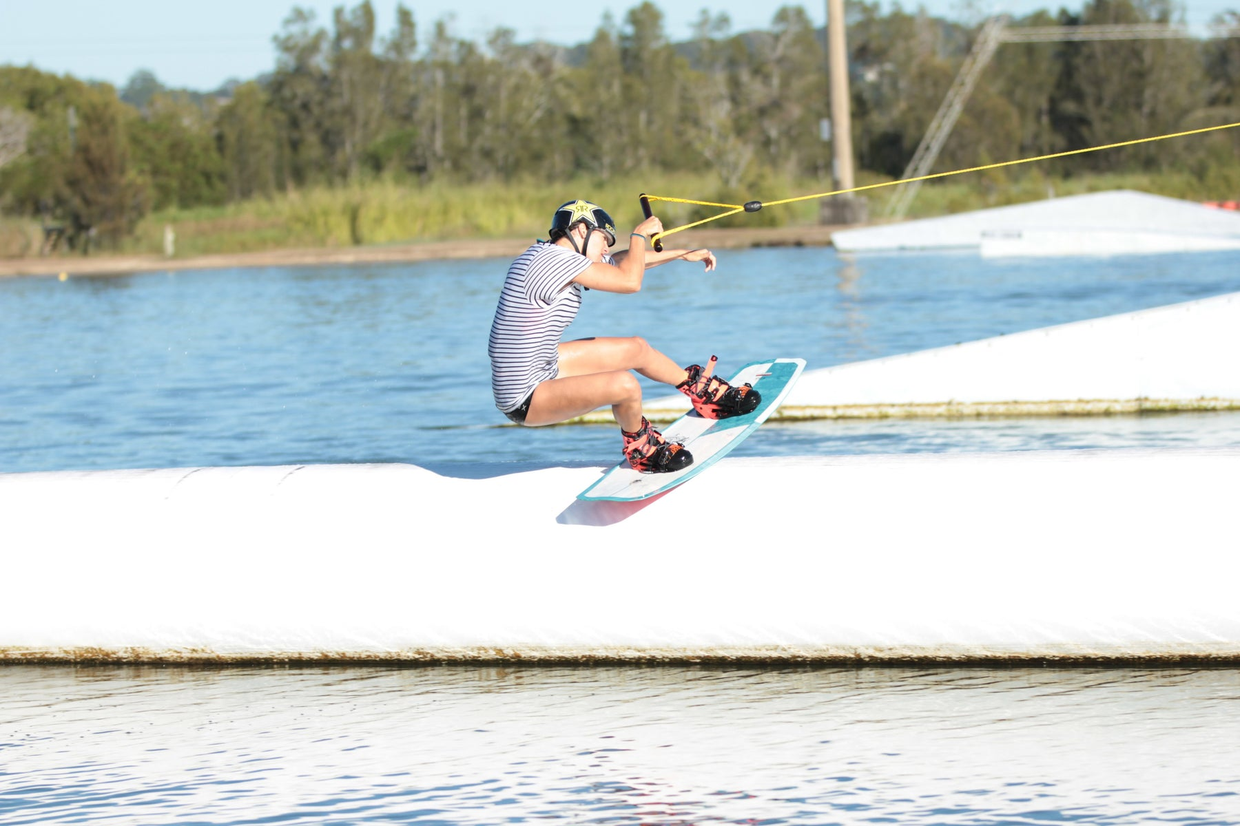 New Features for the Wake Park