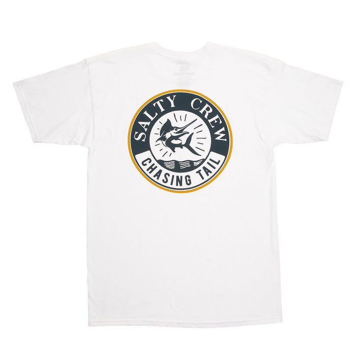 Salty Crew Streamer T-Shirt - 88 Gear
