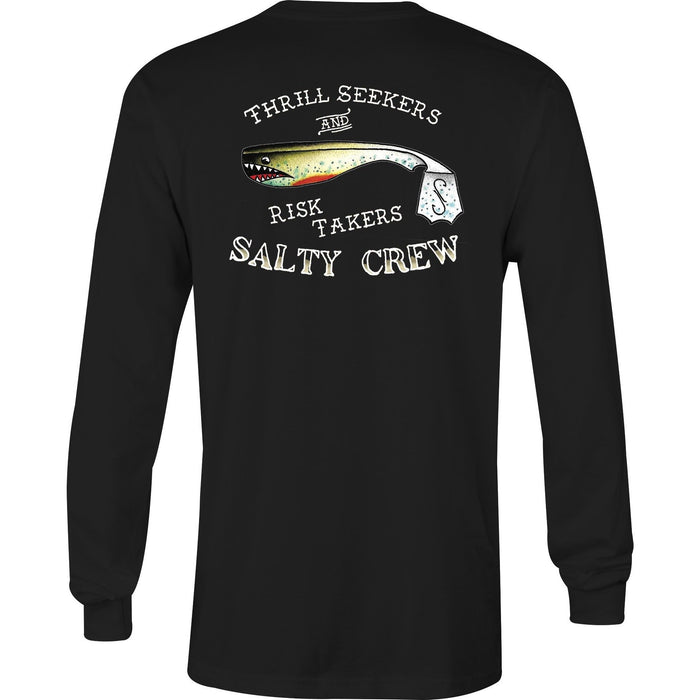 Salty Crew Hopper Long Sleeve Shirt - 88 Gear