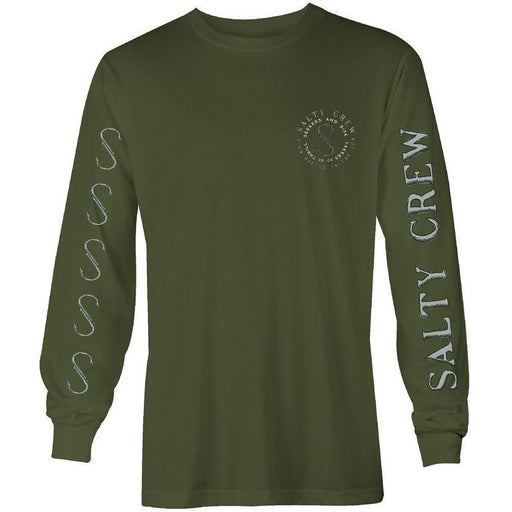 Salty Crew Arched Long Sleeve T-Shirt