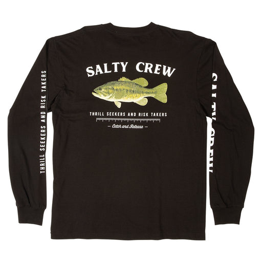 Salty Crew Big Mouth Long Sleeve Shirt - 88 Gear