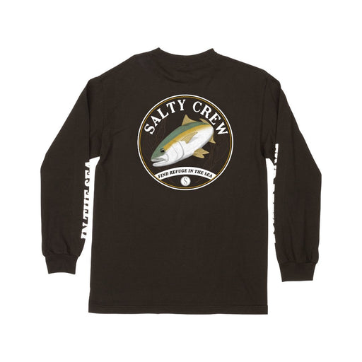 Salty Crew Homeguard Long Sleeve Shirt - 88 Gear