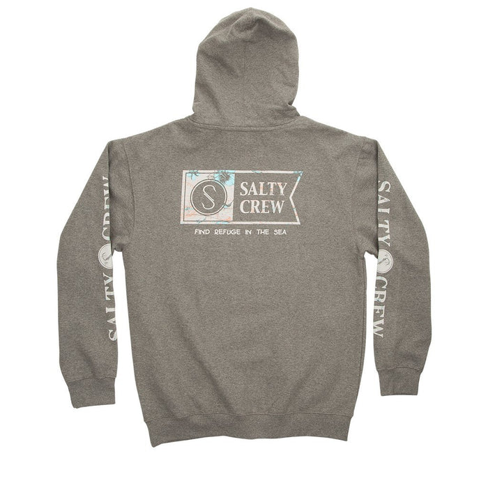 Salty Crew Mainer Hooded Fleece - 88 Gear