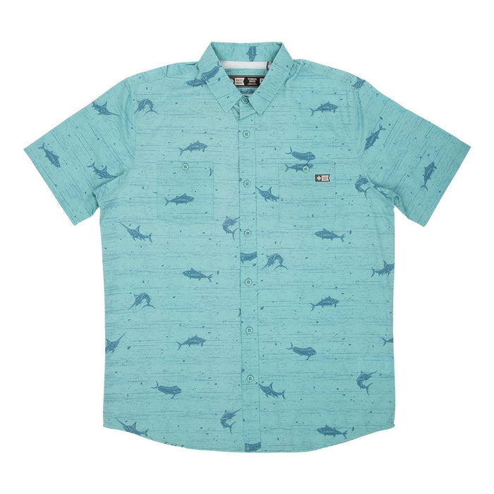 Salty Crew Horizon UV Shirt - 88 Gear