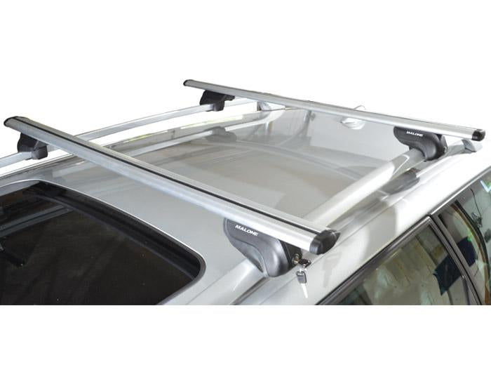 Malone AirFlow 2 Aluminum Roof Cross Rail System - 88 Gear
