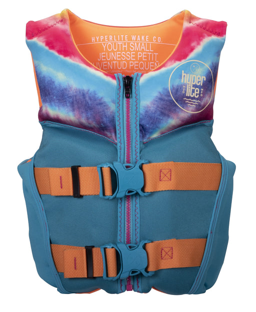 Hyperlite Indy Girls Youth Life Jacket - 88 Gear