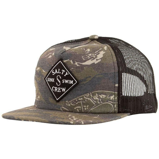 Salty Crew Cover Up Trucker Hat