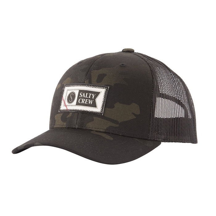 Salty Crew Topstitch Retro Hat - 88 Gear