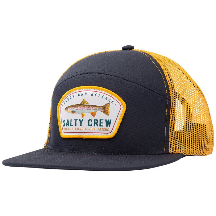 Salty Crew Catch and Release Trucker Hat - 88 Gear