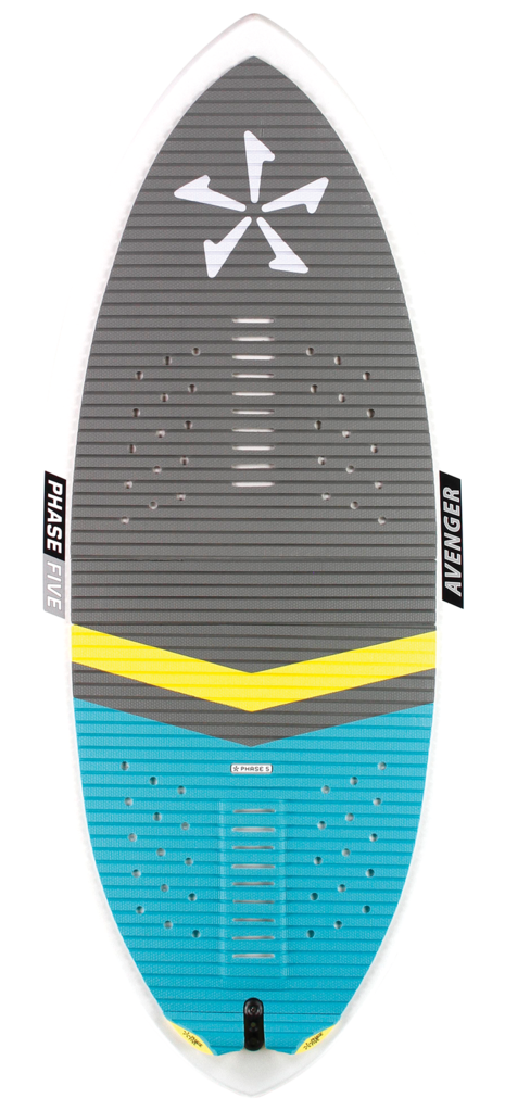 Phase Five Avenger Wakesurf Board 2021 - 88 Gear