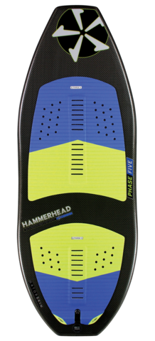 Phase Five Hammerhead Wakesurf Board 2021 - 88 Gear