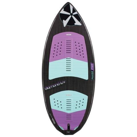 Phase Five Diamond Luv Wakesurf Board 2021 - 88 Gear