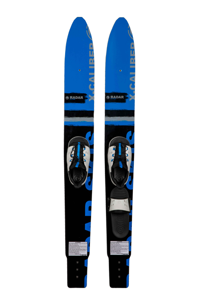 Radar X-Caliber Combo Water Skis