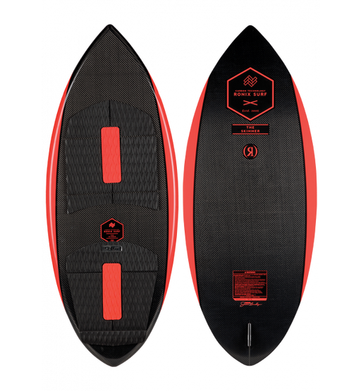 Ronix Carbon Air Core 3 Skimmer Wakesurf Board 2019 - 88 Gear