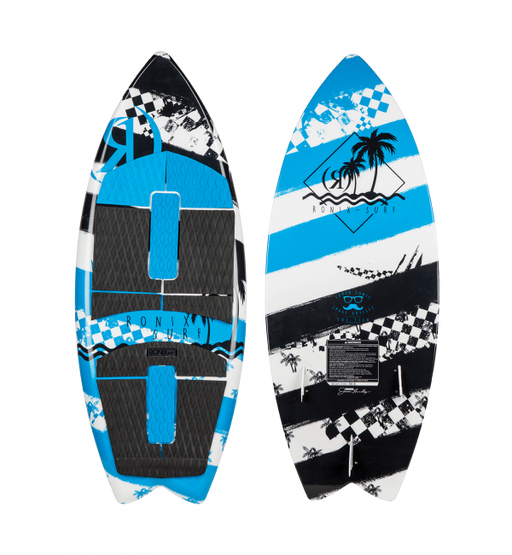 Ronix Kid's Super Sonic Space Odyssey Fish Surfer 2019