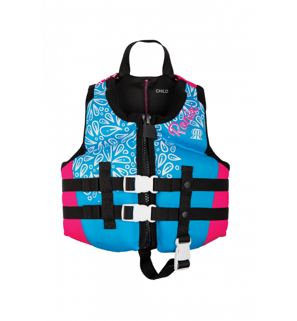 Ronix August Young Girls Life Vest - 88 Gear