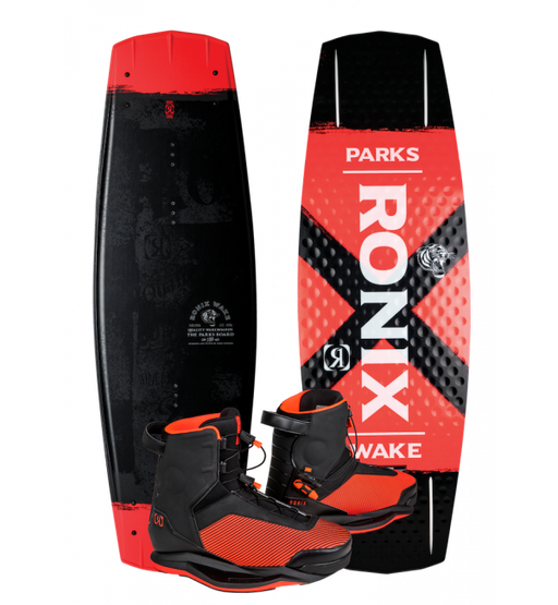 Ronix Parks Wakeboard Package 2019