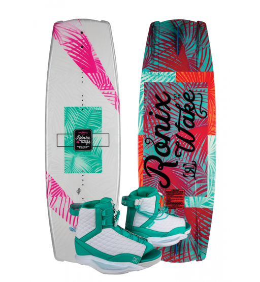 Ronix Krush Women's Wakeboard Package 2019