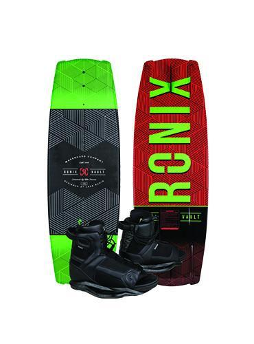 Ronix Vault Youth Wakeboard Package 2019 - 88 Gear