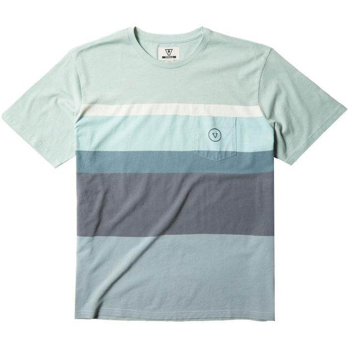 Vissla Pradera Pocket Tee Shirt - 88 Gear