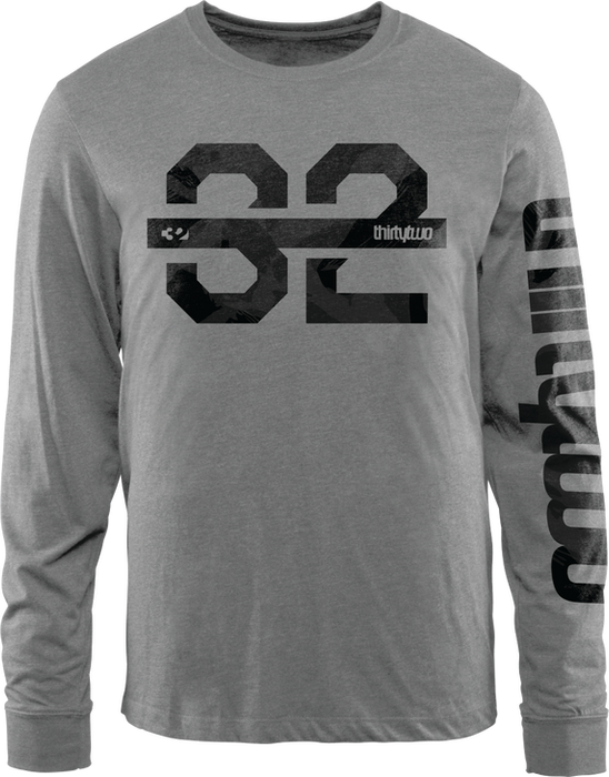 Thirty Two Ride Lite Graphic Lone Sleeve Tee Shirt