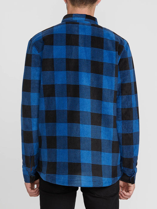 Volcom Bower Polar Fleece - 88 Gear