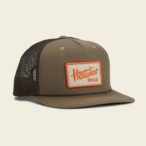 Howler Electric Snapback Hat
