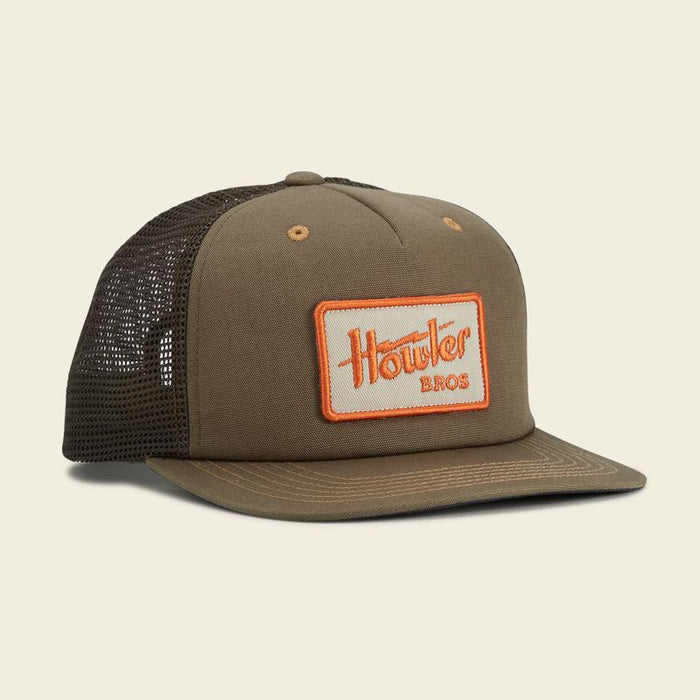 Howler Electric Snapback Hat - 88 Gear