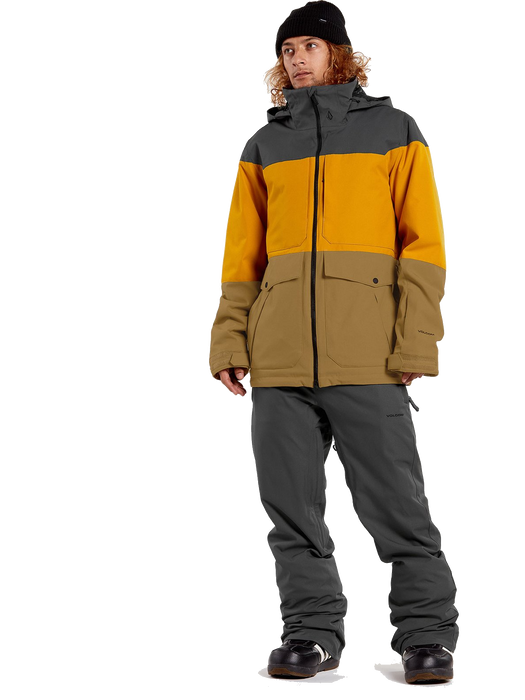 Volcom Carbon Snow Pants - 88 Gear