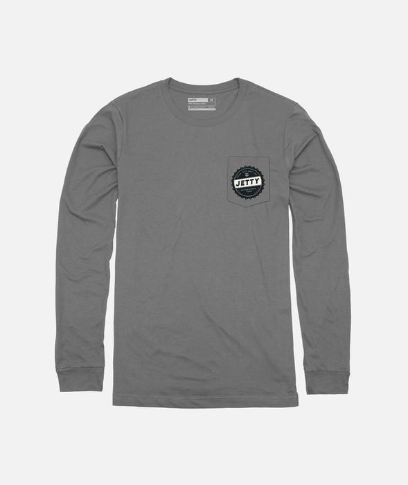 Jetty Drinkfish Long Sleeve Tee - 88 Gear