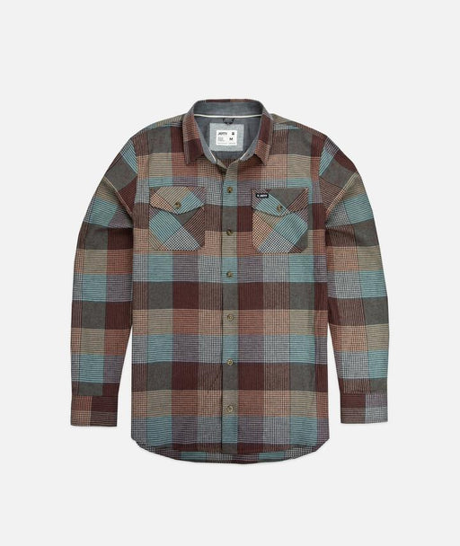 Jetty Breaker Flannel Shirt