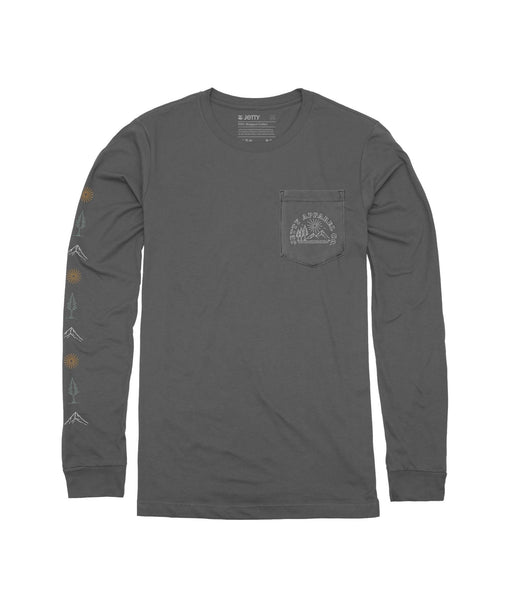 Jetty Peak Long Sleeve Shirt