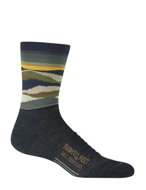 Farm to Feet 3/4 Hike Max Patch Sock