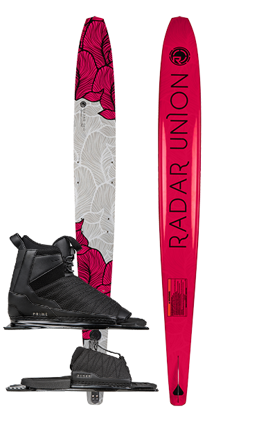 Radar Women's Union Water Ski Package 2020 - 88 Gear