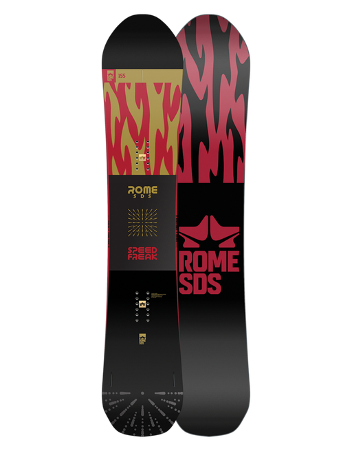 Rome Speed Freak Snowboard 2020-2021