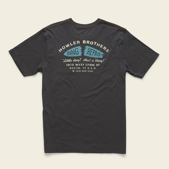 Howler Brothers Pocket T-Shirt Ding Repair - 88 Gear