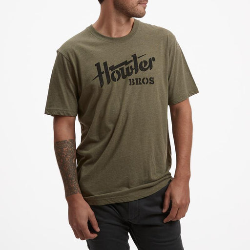 Howler Brothers Electric Stencil T-Shirt - 88 Gear