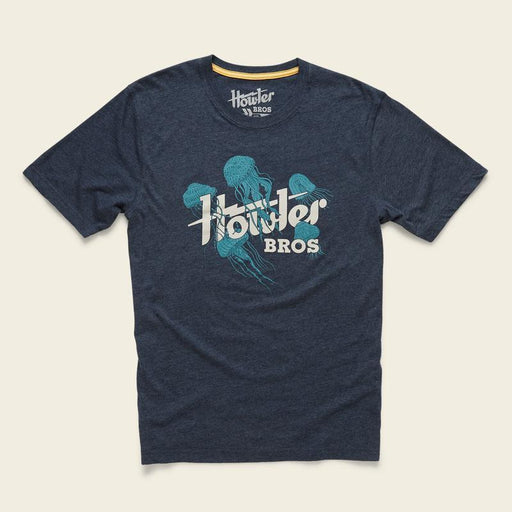 Howler Brothers Jellyfish T-Shirt - 88 Gear