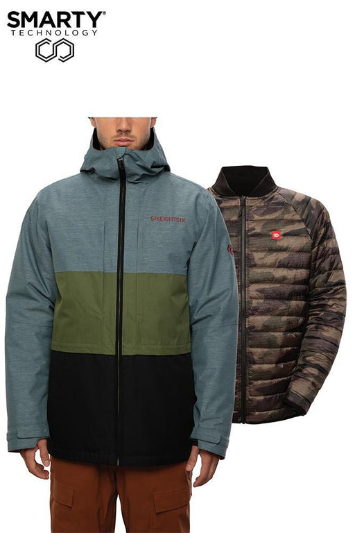 686 Smarty Form 3-IN-1 Snow Jacket - 88 Gear