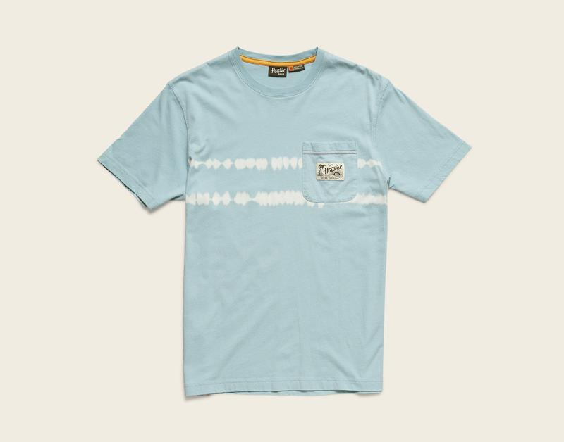 Howler Brothers Dazed Horizon Pocket Tee - 88 Gear