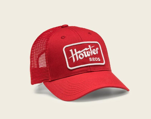 Howler Brothers Red Electric Hat - 88 Gear