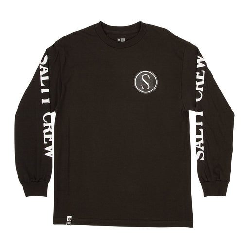 Salty Crew Patchwork Long Sleeve Tee