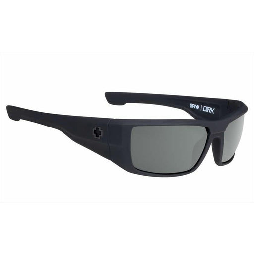 Spy Dirk Sunglasses Matte Black Polarized - 88 Gear