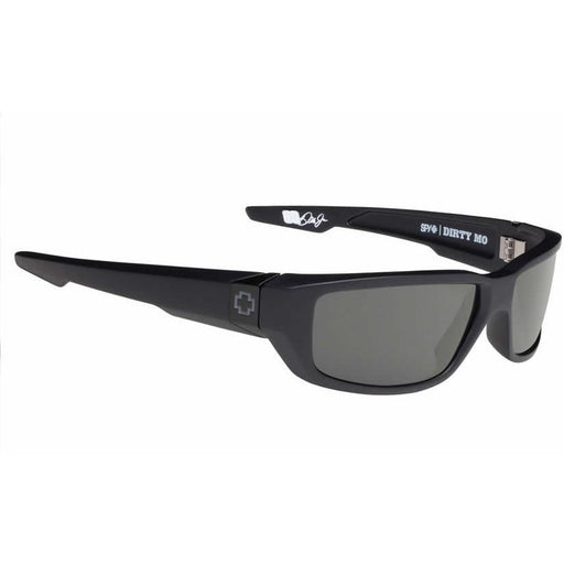 Spy Dirty Mo Sunglasses Matte Black Dale Earnhardt Jr. Signature Polarized - 88 Gear